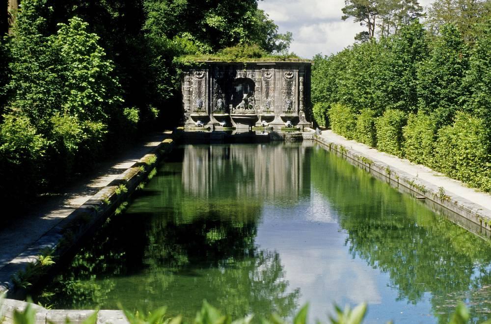 Parc et jardins du ch teau de tr varez photo 7 for Entreprise de parc et jardin
