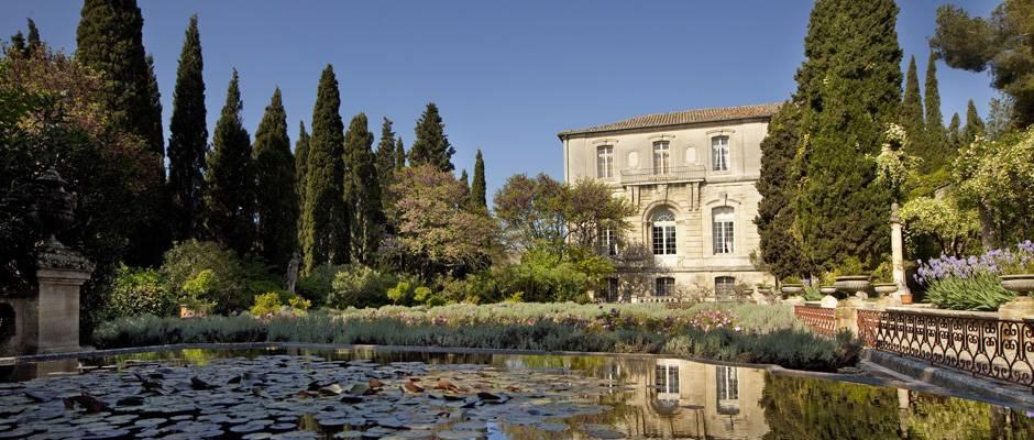 Jardins de l 39 abbaye saint andr photo 0 Entretien jardin villeneuve les avignon