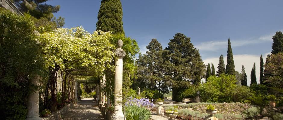 Jardins de l 39 abbaye saint andr photo 1 for Entretien jardin villeneuve les avignon