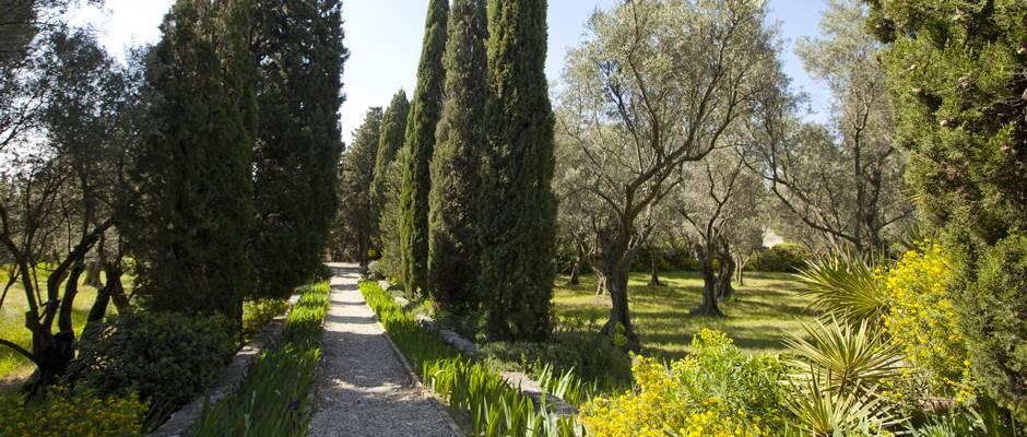 Jardins de l 39 abbaye saint andr villeneuve l s avignon for Entretien jardin villeneuve les avignon