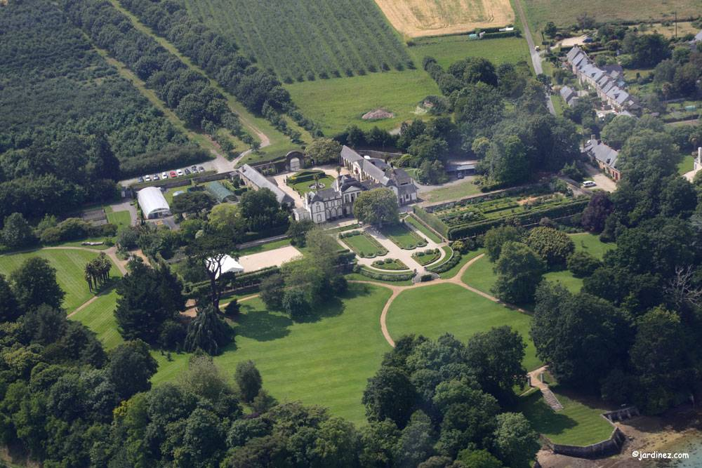 The Park and Gardens Of Montmarin