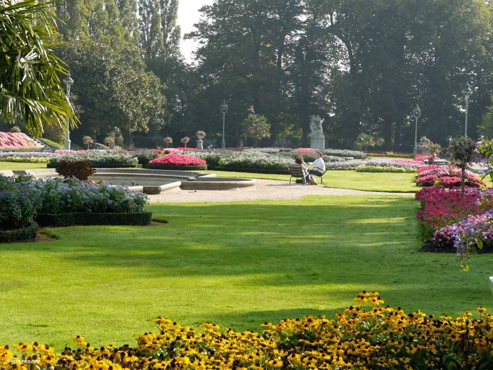 Jardin du thabor rennes 35000 ille et vilaine for Jardin jardin
