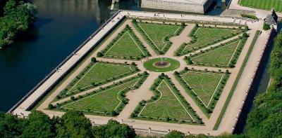 The Gardens Of Chenonceau Castle photo 11