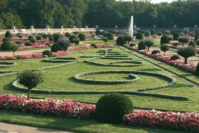 Jardins du ch teau de chenonceau photo 2 - Le jardin des fleurs poitiers ...
