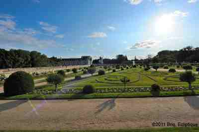 The Gardens Of Chenonceau Castle photo 5