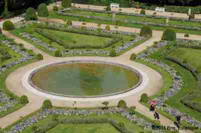 The Gardens Of Chenonceau Castle photo 8