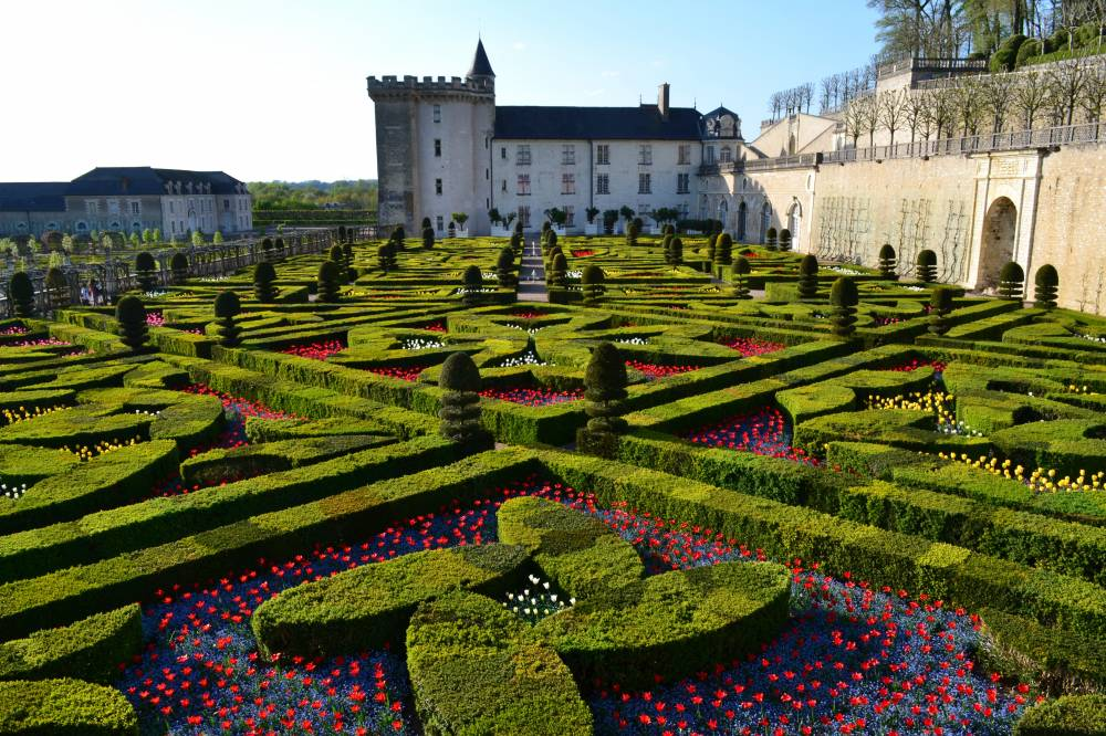 Castle and Gardens of Villandry photo 1