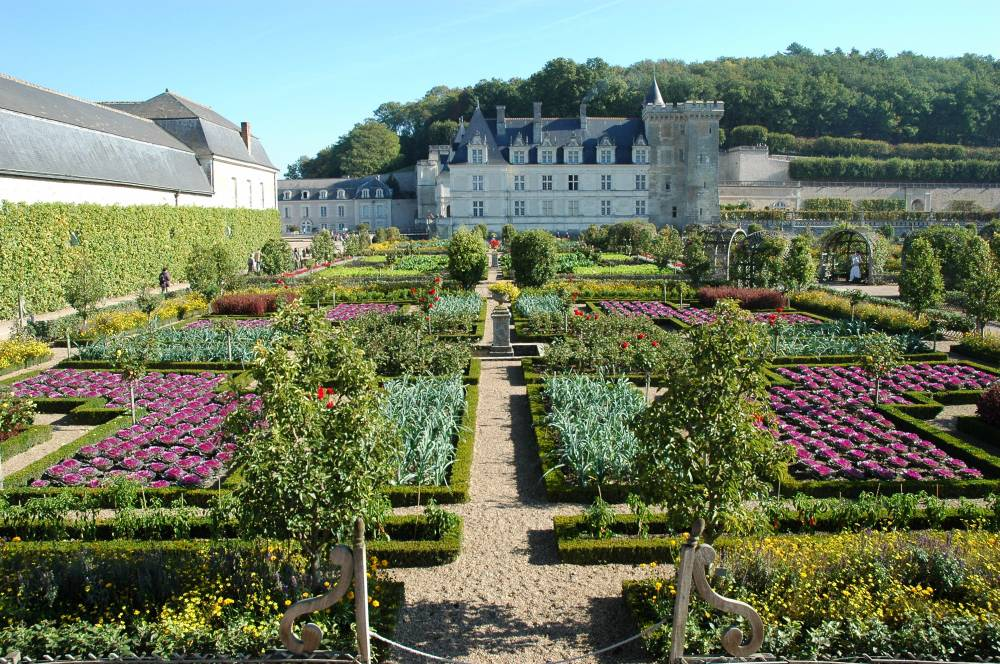 Castle and Gardens of Villandry photo 12