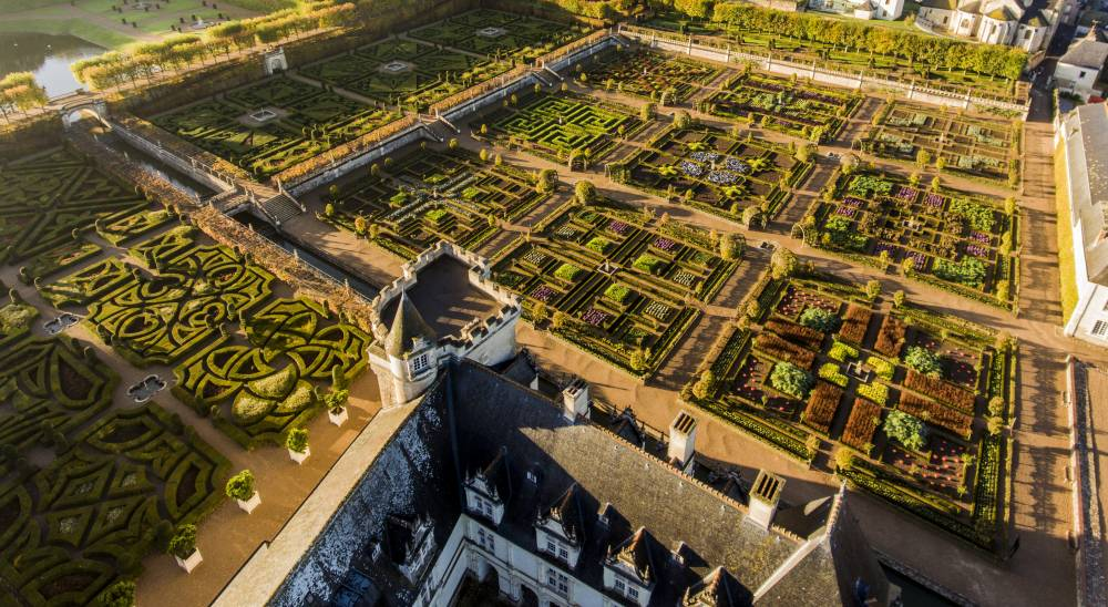 Castle and Gardens of Villandry photo 4
