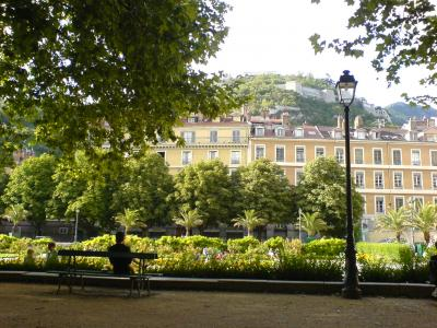 Jardin de Ville de Grenoble photo 1