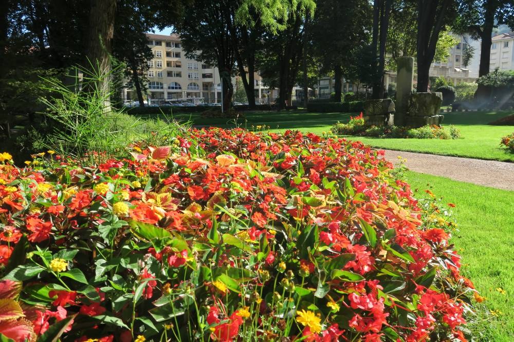 Jardin Public de Vienne photo 2