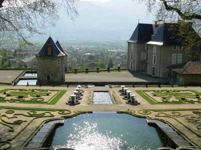 The Gardens Of Touvet Castle photo 0