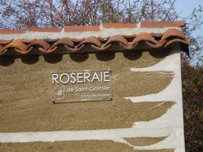 The Rose Garden Of Saint-Galmier photo 1
