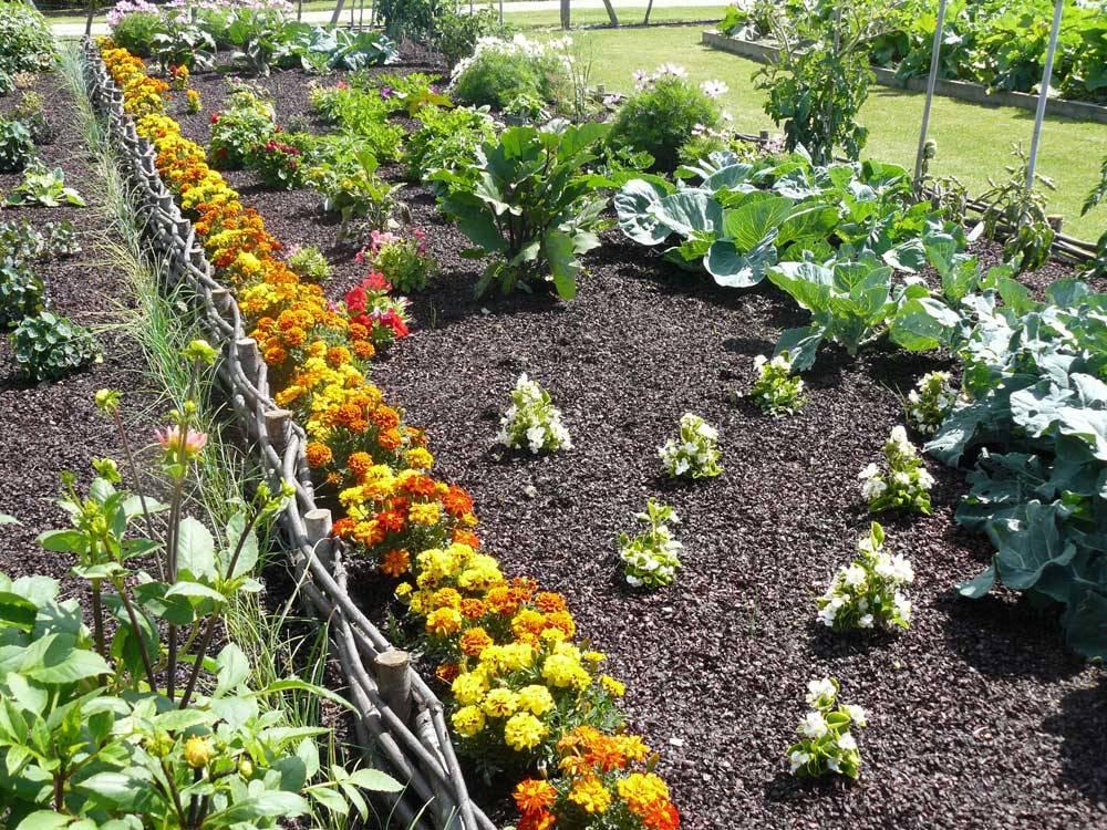Les jardins de l 39 auberge la fontaine aux bretons photo 3 for Auberge le jardin de la source