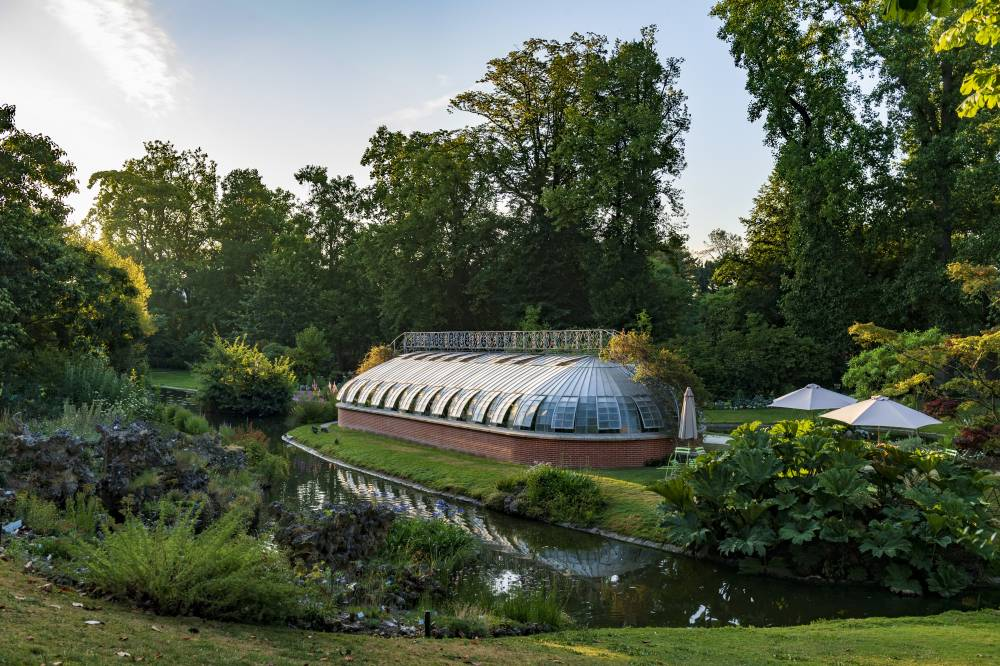Jardin des Plantes de Nantes photo 0
