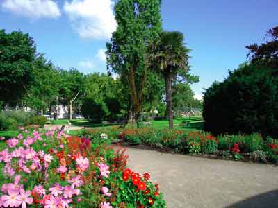 Jardin des plantes de Saint Nazaire  photo 5