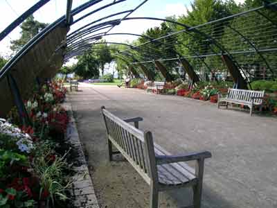 Jardin des plantes de Saint Nazaire  photo 8
