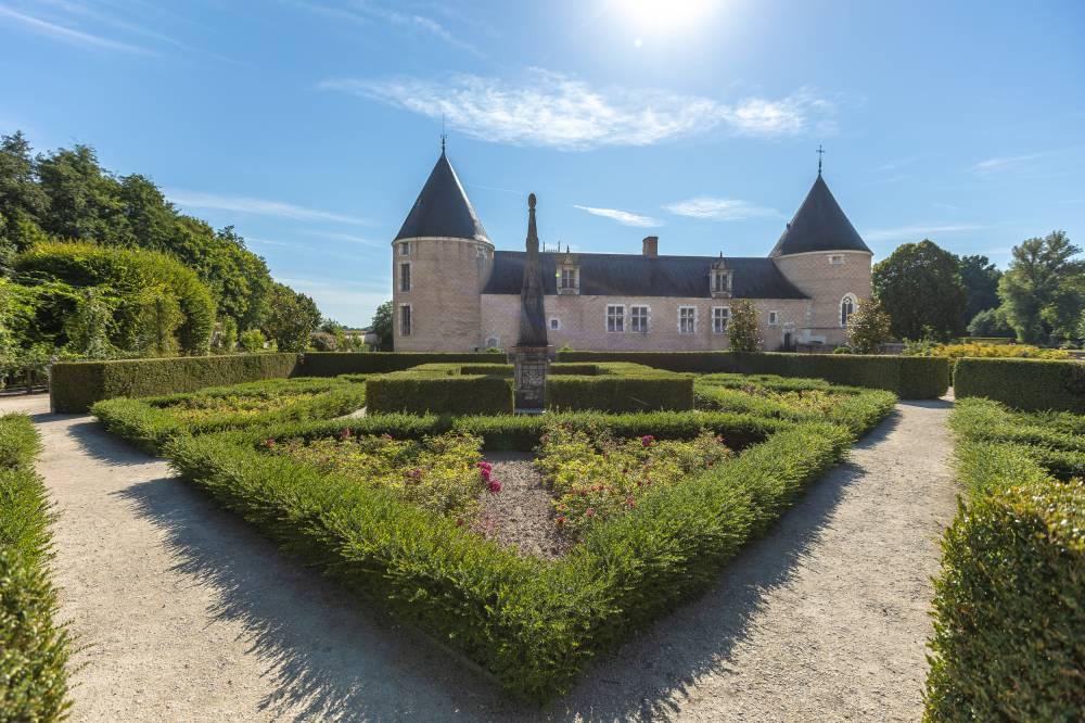 Parc et jardins du ch teau de chamerolles photo 5 for Chilleurs aux bois 45