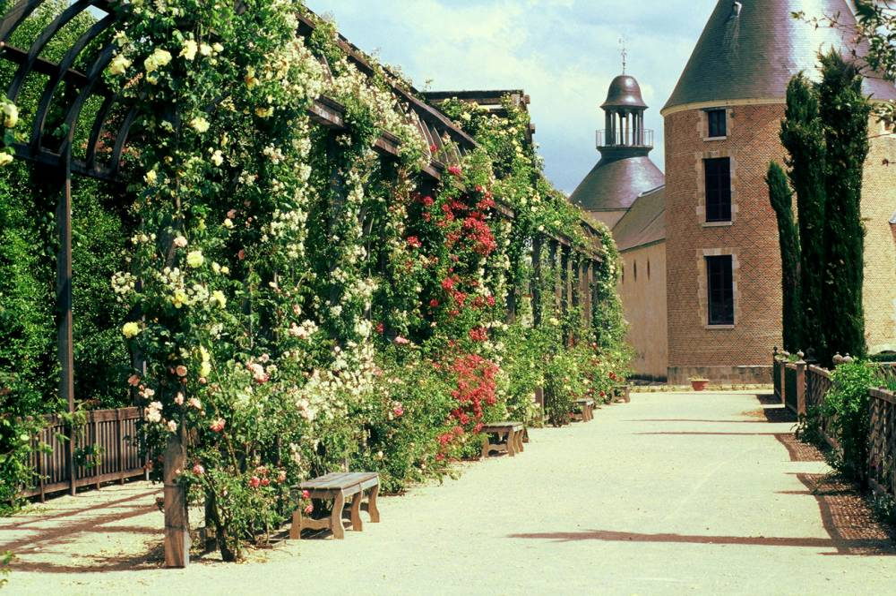 Parc et jardins du ch teau de chamerolles photo 6 for Chilleurs aux bois 45