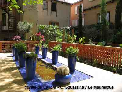 Les Jardins Secrets de Cahors photo 3