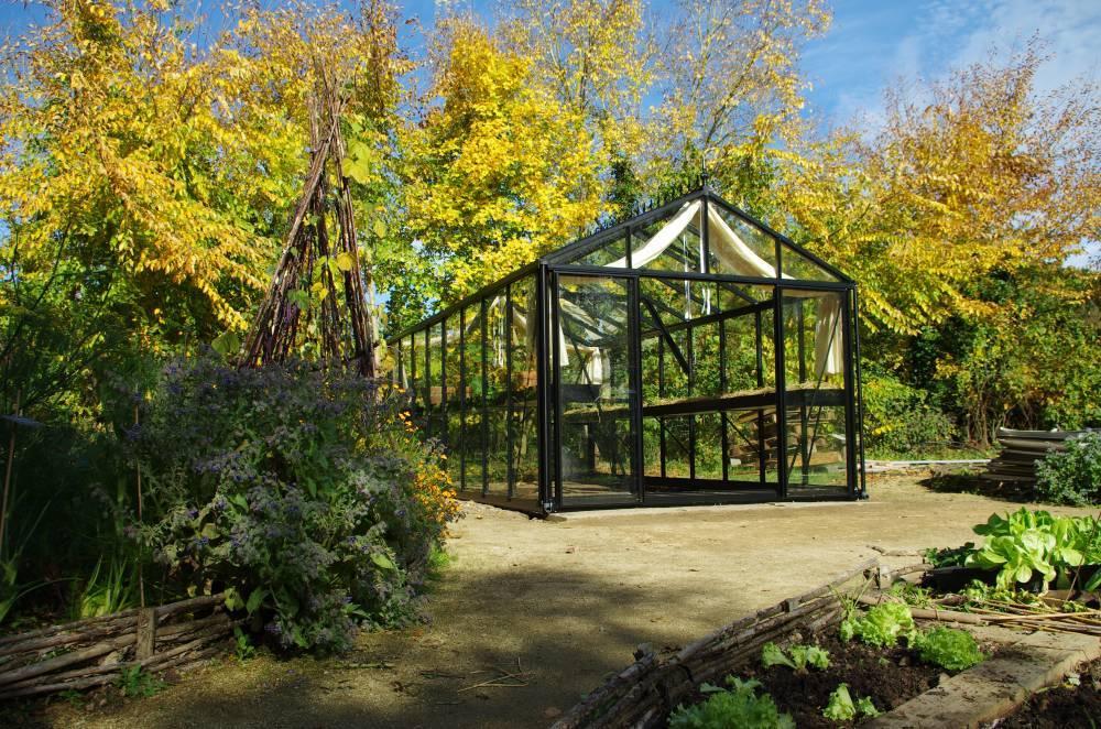 Le Jardin Biologique de la Maison de l\'Environnement - Angers (49 ...