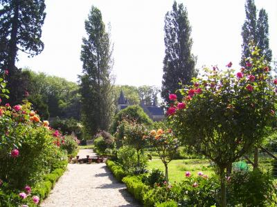Park and Garden Of the Ch�teau de Montriou