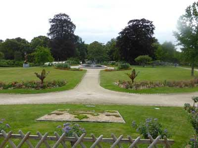 Jardin des Plantes d'Avranches photo 1