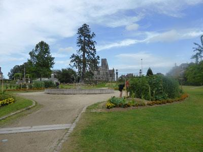 Jardin des Plantes d'Avranches photo 2