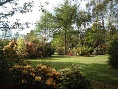 Jardin de clairbois un jardin de 3 hectares de plantes for Jardin jardinier normandie