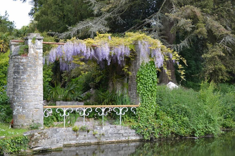 Jardin du ch teau bellenau entre romantisme et modernit for Jardin jardinier normandie