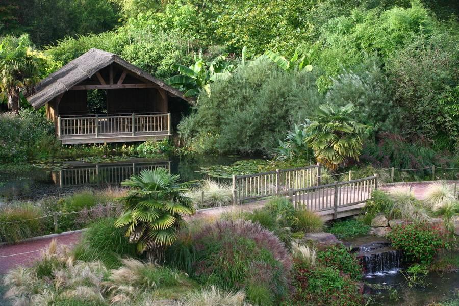 Parc zoologique et paysager de champrepus champr pus for Jardin zoologique tropical