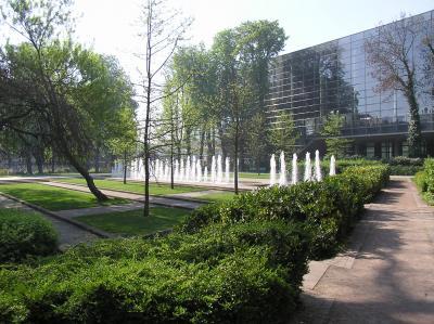 Parc de la patte d 39 oie reims 51100 marne alsace - Jardin des crayeres reims ...