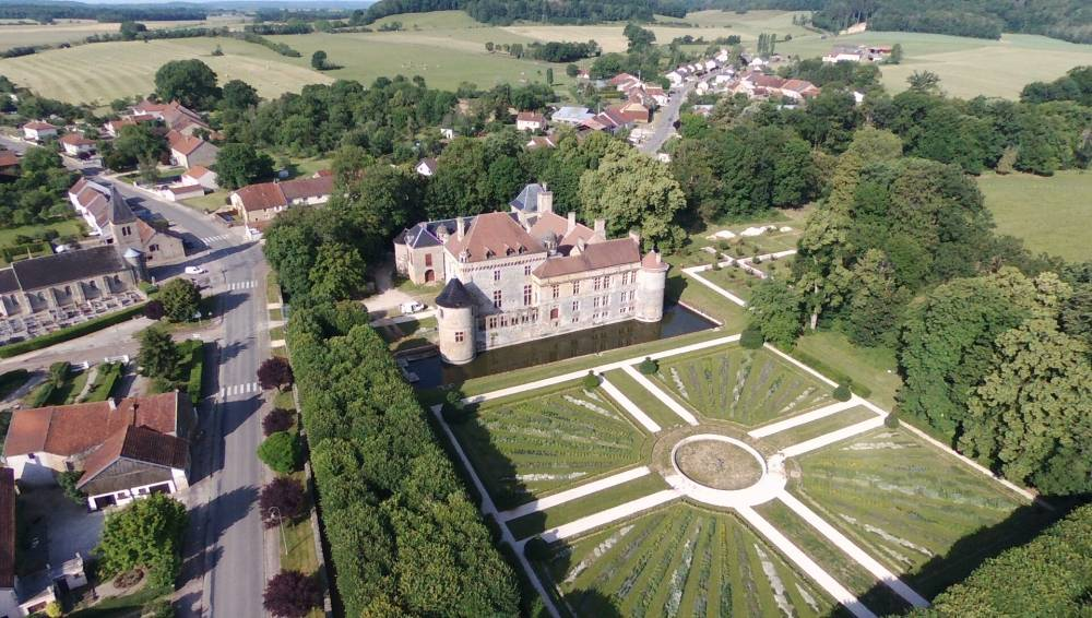 Jardins du Château du Pailly photo 0