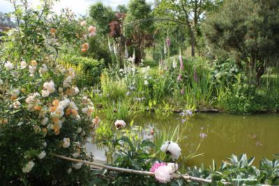 Un jardin pour tous les sens ceffonds 52220 haute for Tous pour le jardin