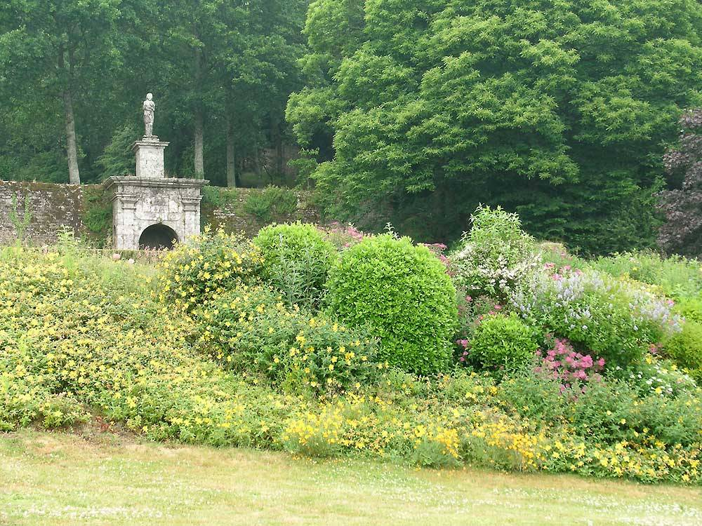 The Gardens Of V�nus de Quinipily