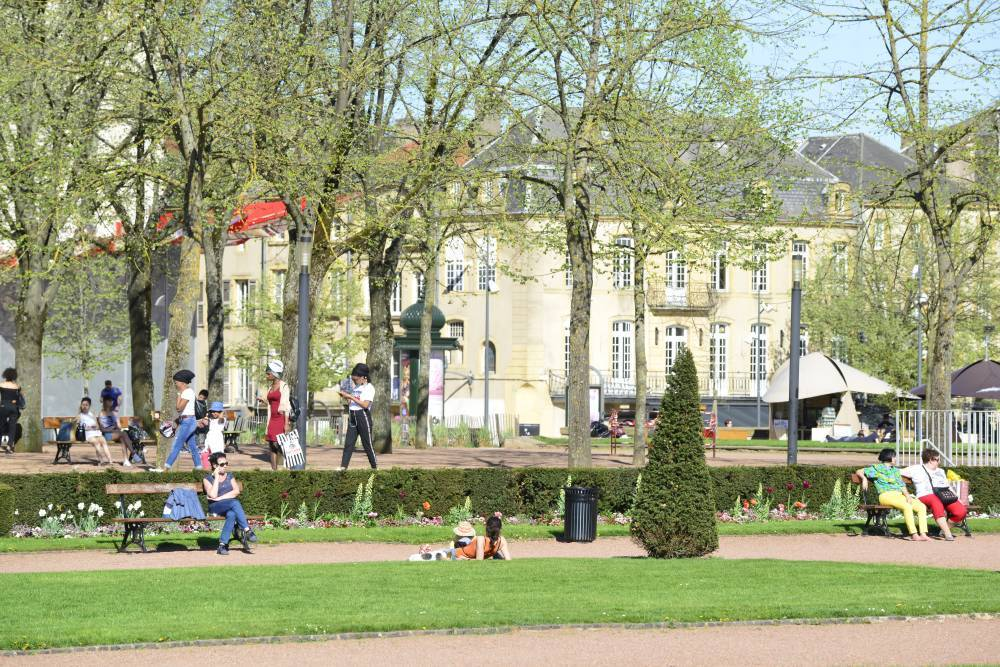 The Esplanade Garden Of Metz photo 0