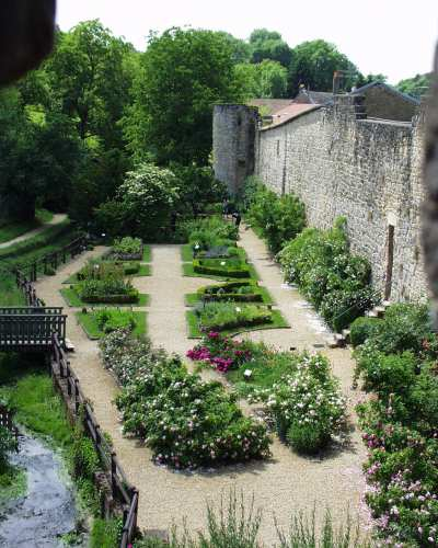 Jardin M�di�val de Rodemack photo 1
