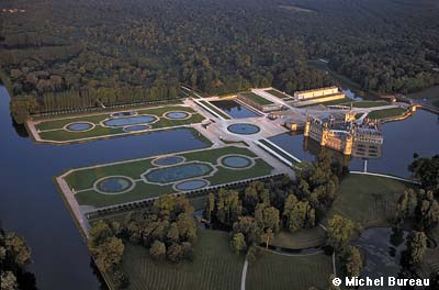 Der Park des Schlosses von Chantilly photo 11