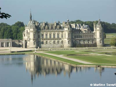 Der Park des Schlosses von Chantilly photo 7
