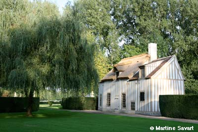 Der Park des Schlosses von Chantilly photo 8