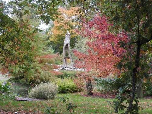 Tout au long d 39 un parcours th mes le jardin botanique et floral du bois du puits offre sur - Jardin contemporain athis de l orne nantes ...