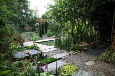 Jardin int rieur ciel ouvert photo 11 - Jardin contemporain athis de l orne nantes ...