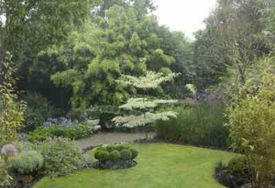 Jardin int rieur ciel ouvert photo 2 - Jardin contemporain athis de l orne nantes ...