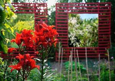 Jardin int rieur ciel ouvert photo 5 - Jardin contemporain athis de l orne nantes ...