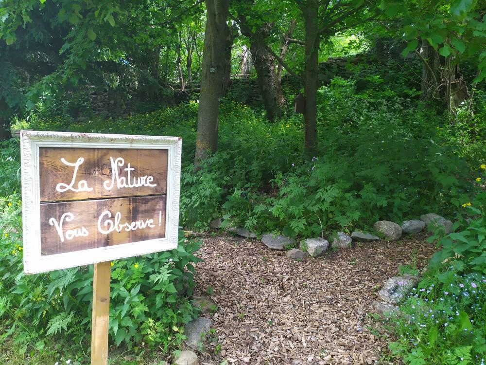 jardin ethnobotanique de la maison de la vall e photo 1. Black Bedroom Furniture Sets. Home Design Ideas