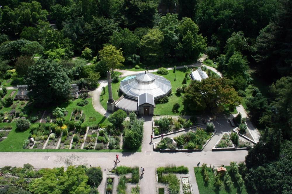 Jardin botanique de l 39 universit photo 0 - Jardin botanique de strasbourg ...