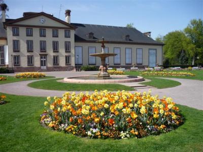 Parc de l 39 orangerie strasbourg 67000 bas rhin - Restaurant jardin de l orangerie strasbourg ...