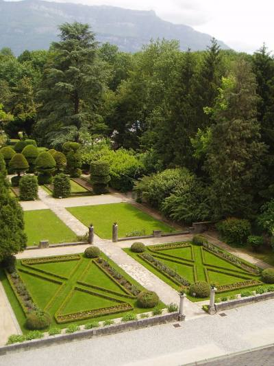 Jardins du Prieuré du Bourget-du-Lac photo 2