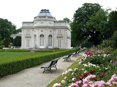 Parc et jardins de bagatelle paris 75016 paris ile - Parcs et jardins de paris ...