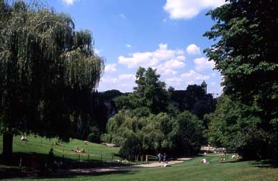 Der Park der Buttes-Chaumont photo 0